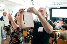 Summer Schools Digitale Lokale Democratie